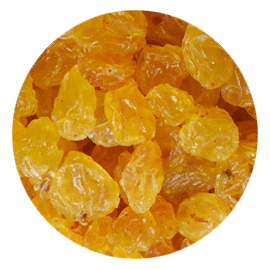 golden medium Golden Raisins